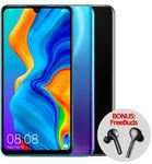 [eBay Plus, AU] Huawei P30 Lite (Black/Peacock Blue) + Huawei FreeBuds $381.65 Delivered @ Allphones eBay