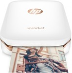 HP Sprocket Photo Printer (White) $98 for 1, $99 for 2 C&C /+ $5.95 Delivery @ Harvey Norman