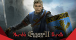 [PC] Steam - Humble Crusader Kings II Bundle - $1/$8.75/$15 US (~$1.45/$12.67/$21.73 AUD) - Humble Bundle