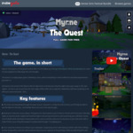 [PC] Free: Myrne: The Quest (Was $12.95) @ Indiegala
