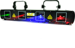 AVE Eclipse 4-Ray RGB Laser Light 4 Beams 330MW - $249 Delivered @ DJ City