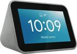 Lenovo Smart Clock with Smart Colour Bulb and Smart Plug Bundle $139 + Delivery (Free C&C) @ The Good Guys