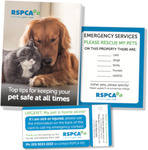 Free Pet Safety Kit from RSPCA Victoria