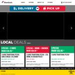 3 Vegan Pizzas $19.10 (Pick up) at Domino's