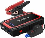 TrekPow 800A Peak Jump Starter Car Battery Booster Power Bank QC3.0 - $68.99 Delivered @ Globmall Amazon AU