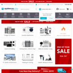 Extra $40 off Selected Esatto Portable Air Conditioners, (EPAC29C 2.9kW Portable AC $412) Plus More @ Appliances Online