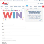 Win a $1,000 Store Credit from Amart Furniture