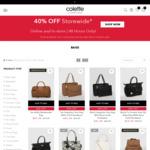 40% off Storewide at Colette Hayman