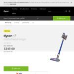 Dyson V7 Motorhead Origin Vacuum $349 Shipped (Was $599) @ Dyson