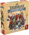 Talisman: Legendary Tales (Board Game) - $60 Delivered or $40 Pickup (Lyndhurst, Victoria) @ Here Be Games