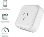 Cygnett Smart Wi-Fi Plug with Power Monitoring $27.96 (20% off, Usually $34.95) + Delivery (Free over $50 Spend) @ Cygnett