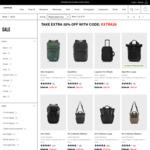 Extra 20% off Sale Items @ Crumpler