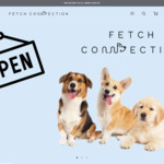 10% off Sitewide (New Online Dog Boutique) - Brands Include ZIWI Peak, WAG, Mog & Bone & LickiMat @ Fetch Connection