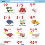 [NSW] Cauliflowers 2 for $5, Chinese Vegetables 99c @ Harris Farm