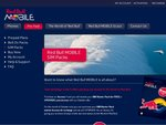 Red Bull Mobile October Offer - $39 for 2 Months Unlimited Calls, SMS + 8GB Data