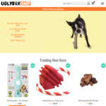 Up to 50% off on Dog Toys, Treats, Subscription Boxes and More @ Uglybox