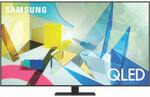 """Samsung 65"""" Q80T QLED Smart 4K TV (2020) - $2490 @ Appliance Central"""