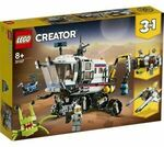 LEGO Creator 3 in 1 Space Rover Explorer - 31107 $36 + Delivery ($0 with eBay Plus) @ Big W eBay