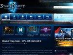 Starcraft 2 - USD$29.99 - 50% off Black Friday Sale - US Servers ONLY