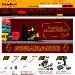 Black Friday Deals: EGO $99 Line Trimmer Skin ST1530E (Was $349) @ TradeTools