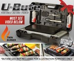 U - Bute BBQ Portable Burner $49.95 + 14.95 Shipping RRP $199