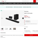 Samsung HW-Q950T 9.1.4Ch Soundbar - $1,142.50 + 2,000 QFF Points @ Qantas Store