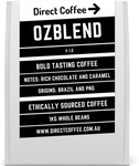 Up to $20 off from Ozblend, Market Lane, Code Black and AXIL (eg. Ozblend $32.95/kg Shipped) @ Direct Coffee