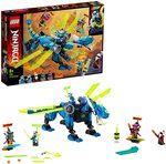 LEGO NINJAGO Jay's Cyber Dragon 71711 - $50 Delivered (RRP $89.99) @ Amazon AU