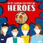 Free Hot Cross Bun to Frontline Workers (Uniform / ID Required) @ Bakers Delight