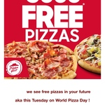 Free BBQ Meatlovers or Veggie Sensation Pizzas + Delivery @ Pizza Hut via Doordash