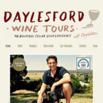 Win a Wine & Spa Holiday in Daylesford Victoria, Worth $1860 from Daylesford Wine Tours
