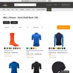 25% off Selected DHB Cycling Apparel + Delivery ($0 with $199 Spend) @ Wiggle