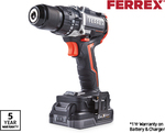 Ferrex 20V Brushless Hammer Drill Kit $79.99, Assorted Sensors $24.99, Digital Levels $29.99 @ ALDI