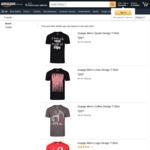 Inspigo Men's T-Shirt $20 (RRP $25 + $4) + $4 Delivery @ Inspigo Clothing via Amazon AU