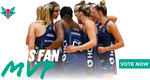Win a Signed Vixens Ball Worth $35 from Netball Victoria