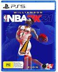 [PS5, XSX] NBA 2K21 $39 Delivered @ Amazon AU