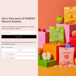 Free Pack of FUNDAY Natural Sweets @ Chemist Warehouse