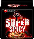 Nongshim Shin Ramen Red Super Spicy 5 Pack 120g $2.99 (Normally $6.49) + $10 Delivery @ Happy Mart (Back in Stock)