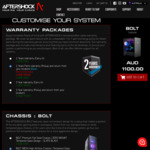 Bolt Gaming PC - R5-3600X RX 6700XT (A520M, 16GB RAM, 512GB SSD) $1550 + Delivery @ Aftershock PC