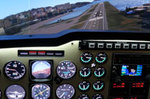 Full-Motion Flight Simulator $145 for 2 ppl (Valued $299) (Bankstown Airport, Sydney)