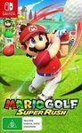 [eBay Plus, Switch] Mario Golf Super Rush - $54.95 Delivered @ The Gamesmen eBay
