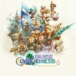 [PS4] FINAL FANTASY CRYSTAL CHRONICLES Remastered Edition - $17.98 (was $44.95) - PlayStation Store