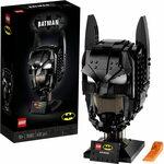 LEGO 76182 DC Comics Super Heroes Batman Cowl $55 Delivered @ Amazon AU