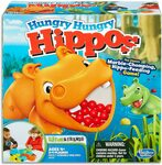 Hungry Hungry Hippos $17 (RRP $32.99) + Delivery ($0 with Prime/ $39 Spend) @ Amazon AU