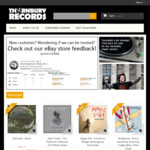 20% off All Vinyl Records + $8.95 Delivery / Pickup VIC @ Thornbury Records