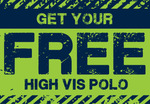 Free Bostik High Vis Polo @ Bostik Australia