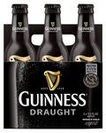 Guinness Draught 6x330ml Bottle $10.90 + Delivery ($0 C&C) @ Dan Murphy's