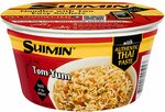Suimin Noodle Bowl with Tom Yum 100g $1 ($0.90 S&S, Min Order 3) + Delivery ($0 Prime/ $39 Spend) @ Amazon AU & Coles