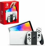 [Pre Order] Nintendo Switch OLED Model $502.95 Delivered @ The Gamesmen eBay