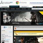 [Gametap Shop] Tomb Raider PC $24.97 USD (50% off)